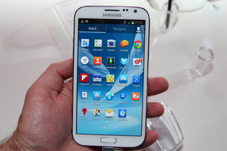 Samsung Galaxy Note 2 pictures and hands-on