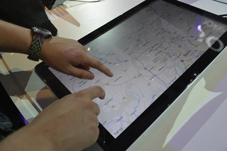 Sony VAIO Tap 20 touchscreen PC pictures and hands-on