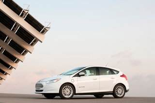 Ford bringing Sync to UK and Europe in its Focus Electric