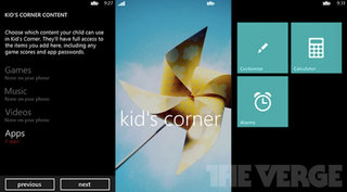Kid's Corner: The latest rumoured feature for Windows Phone 8