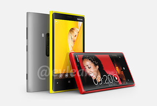 Nokia Lumia 920 and 820 Windows Phone 8 photos leak