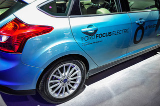 ford focus electric pictures and hands on image 2