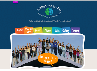 WEBSITE OF THE DAY: Children's Eyes On Earth