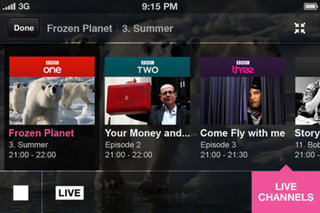 BBC iPlayer shows can now be downloaded to your phone