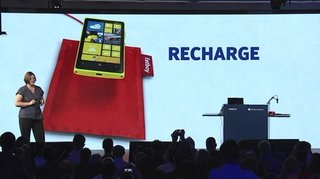 Nokia reveals Fatboy wireless charging pillow for Nokia Lumia 920