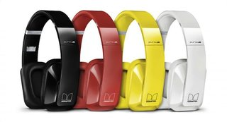Nokia Purity Pro Stereo Headset by Monster features NFC pairing