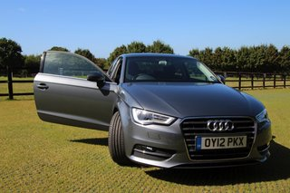 audi a3 2 0 tdi sport pictures and hands on image 3