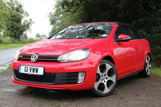 volkswagen golf gti cabriolet first drive pictures and hands on image 1
