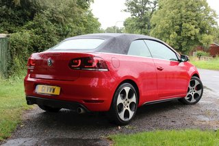 volkswagen golf gti cabriolet first drive pictures and hands on image 15