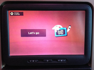 virgin atlantic s new in flight entertainment system pictures and hands on image 27