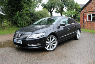 volkswagen cc gt tdi 170 dsg pictures and hands on image 1