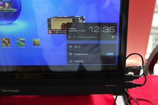 viewsonic vsd220 android smart display pictures and hands on  image 2