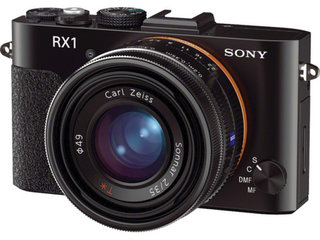 Sony Cyber-shot RX1 full-frame compact camera official