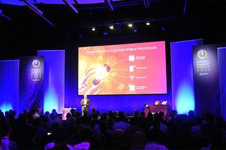 Qualcomm: 9 out of 10 smartphones will be connected to the cloud by 2013