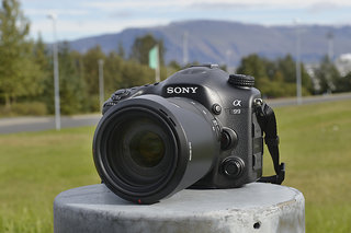 Hands on: Sony Alpha a99 review