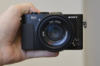 Sony Cyber-shot RX1 pictures and hands-on