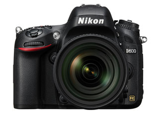 Nikon D600: Full frame DLSR for under £2,000