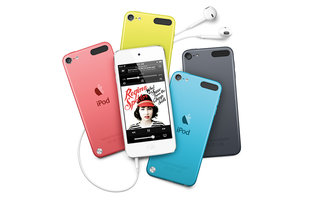 New iPod touch unveiled: 4-inch display, 5 megapixel camera, more power