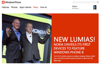 Windows Phone 8 launch: Windows Phone Store opens, SDK hits devs