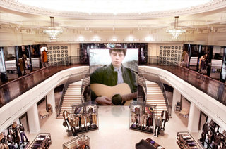 The Burberry flagship store that makes the Apple Store look Victorian