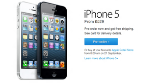 iPhone 5 deals: Best UK plans