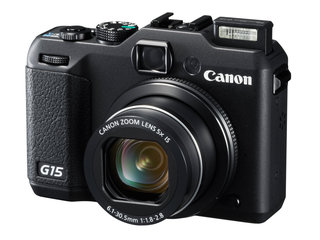 Canon PowerShot G15: G-Series gets a new flagship