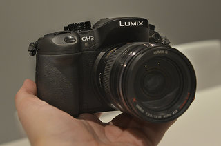 Panasonic Lumix GH3 pictures and hands-on