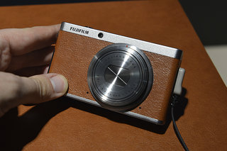 Fujifilm XF1 pictures and hands-on