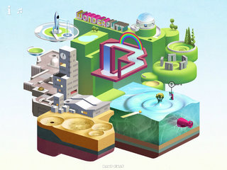 app of the day wonderputt review ipad  image 9