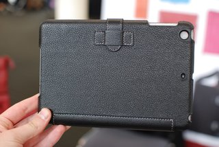 new ipad mini cases pictured as manufacturers prepare for launch strange new rear hole appears image 6