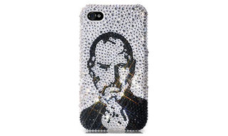 Mark the iPhone 5 launch with a Steve Jobs Swarovski Crystal case