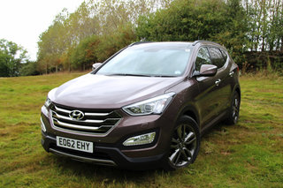 hyundai santa fe premium se pictures and hands on image 6