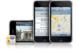 Google Maps app for iOS ready to go... Oh no it isn't, says Schmidt