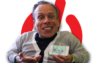 Pocket-lint Podcast #100 Special Edition - Warwick Davis interview