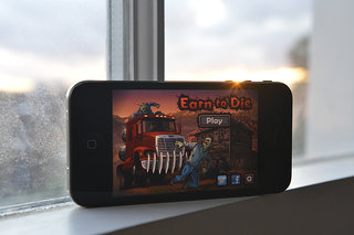 app of the day earn to die review ios  image 1