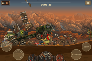 app of the day earn to die review ios  image 11
