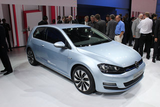 volkswagen golf vii pictures and hands on image 1