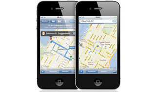 Apple would have continued with Google Maps had it been given spoken turn-by-turn directions