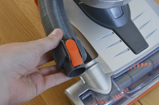 vax air3 multi cyclonic upright vacuum cleaner pictures and hands on image 8