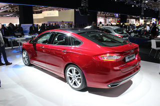 ford mondeo 2013 pictures and hands on image 9