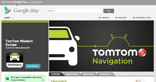 TomTom for Android now available