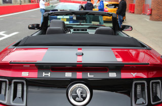 ford mustang shelby gt500 2013 pictures and hands on image 15