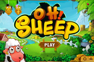 APP OF THE DAY: Oh! Sheep (iOS)