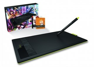 Wacom's Bamboo Manga tablet lets you create your own Manga movies