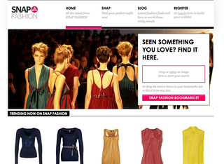 WEBSITE OF THE DAY: Snap Fashion