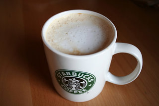 Starbucks iOS app now works with Apple's Passbook in the UK