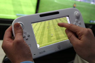 fifa 13 nintendo wii u preview what does the gamepad offer image 5