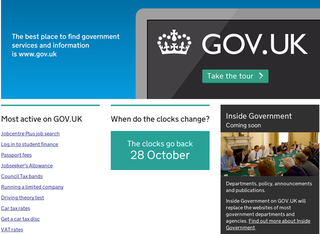 WEBSITE OF THE DAY: Gov.UK