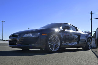 audi r8 coupe 2012 pictures and hands on image 1