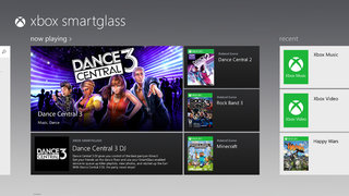 Xbox Entertainment: Games, Video, Music, SmartGlass on all your Microsoft devices